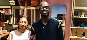 PIC: DJ Black Coffee and Enhle head to Paris for Fashion ...