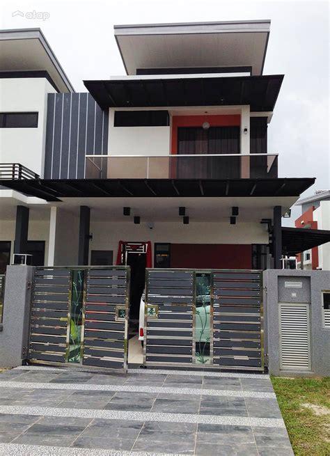 classic modern balcony exterior semi detached design ideas