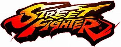 Fighter Street Transparent Series Logos Super Capcom