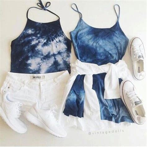 15 cute teen summer outfits with a crop top - Page 11 of 12 - myschooloutfits.com