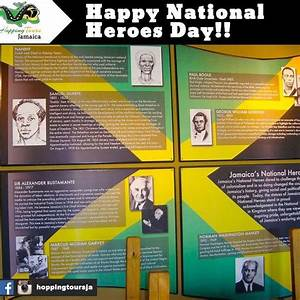 Sweet Sweet Jamaica Happy National Heroes Day #Jamaica # ...