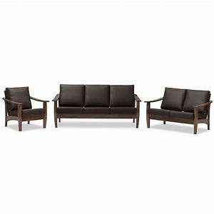 Wholesale sofas loveseats wholesale living room for Eurodesign brown leather 5 piece sectional sofa set