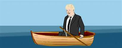 Boris Boat Johnson Infacts Growth Brexit Diary