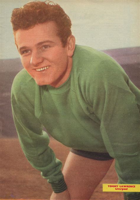 liverpool career stats  tommy lawrence lfchistory