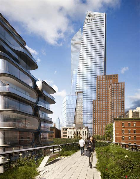 10 Hudson Yards, New York City - e-architect