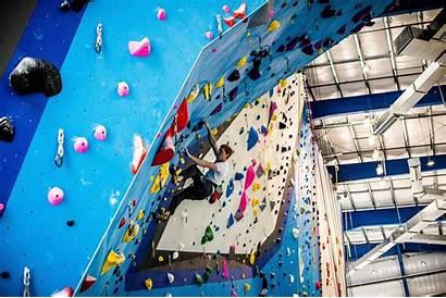 Climbing Reach Fitness Rock Gym Indoor Opening