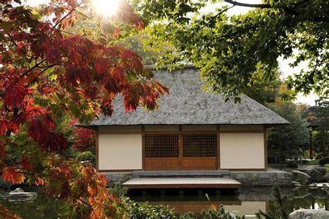 Japanischer Garten Und Teehaus Hamburg by Hamburger Herbstmotive Japanisches Teehaus Ahorn Im