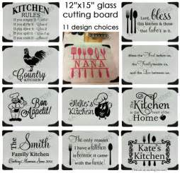 personalized glass cutting board unavailable listing on etsy