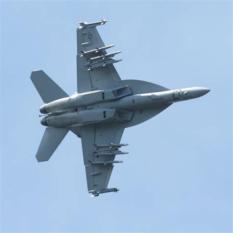 Boeing F/a-18f Super Hornet Jet Fighter