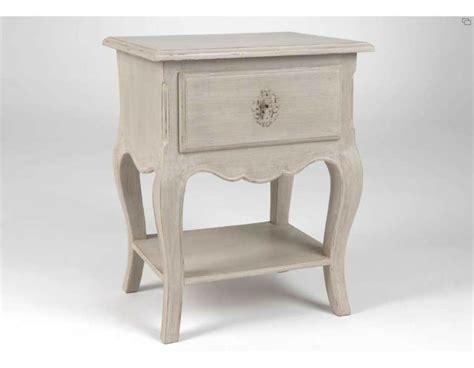 vente chambre table de chevet romantique meuble amadeus
