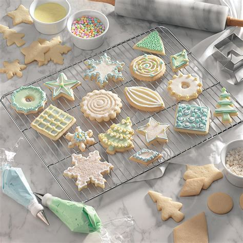 cookie decorations 9 easy cookie decorating ideas taste of home