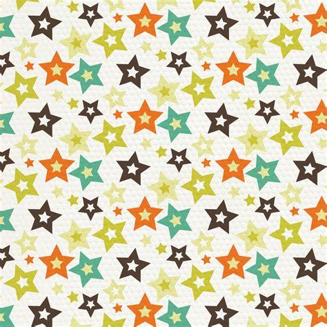 6 Best Images Of Free Printable Scrapbook Paper Star