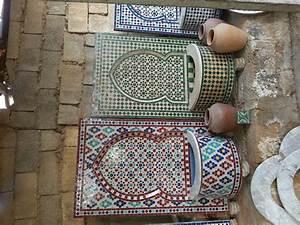 Mosaik Selber Fliesen Auf Altem Tisch : mosaiktisch oval 80 x 50 cm handarbeit blau ~ Watch28wear.com Haus und Dekorationen