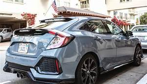 2019 Honda Civic Sport Redesign