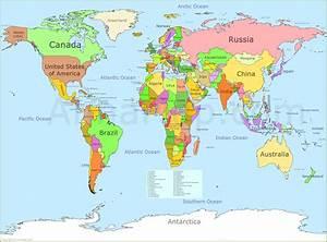 Carte Du Monde Liège : world map ~ Teatrodelosmanantiales.com Idées de Décoration