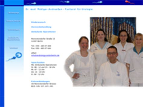 urologe berlin wedding urologische praxis berlin wedding im cylex branchenbuch