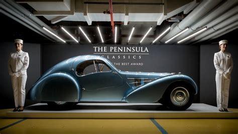 million bugatti type  sc atlantic wins peninsula