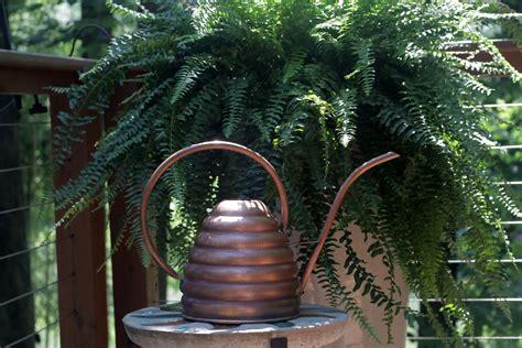 bee home copper watering  garden artisans llc