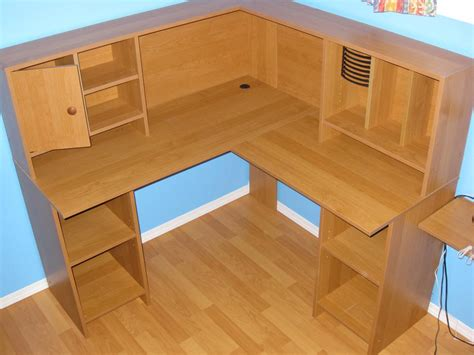 used computer desk with hutch corner computer desk with hutch great condition l k