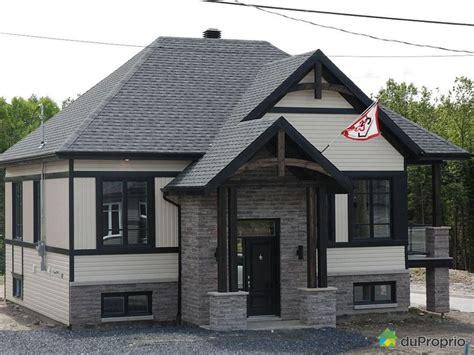 maison neuve vendu st georges immobilier qu 233 bec duproprio 314385