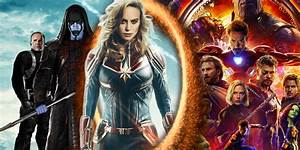 MCU Theory: Captain Marvel Is In An Alternate Timeline