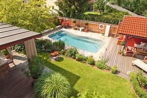 Gartengestaltung Pool Beispiele : stunning gartengestaltung pool beispiele gallery ~ Articles-book.com Haus und Dekorationen
