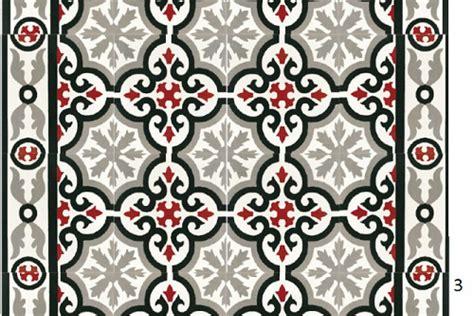 tapis de sol blanc tapis de sol r 233 alis 233 s avec des d 233 cors en carreau de ciment carodeco tapis de sol dimensi