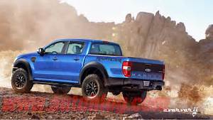 Ford Ranger Raptor : as podr a ser la raptor la ford ranger m s off road mega autos ~ Medecine-chirurgie-esthetiques.com Avis de Voitures