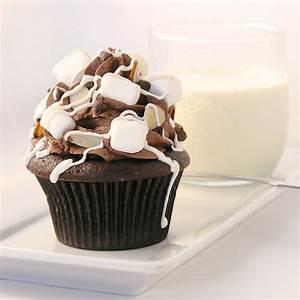Rocky Road Cupcakes! eASYbAKED