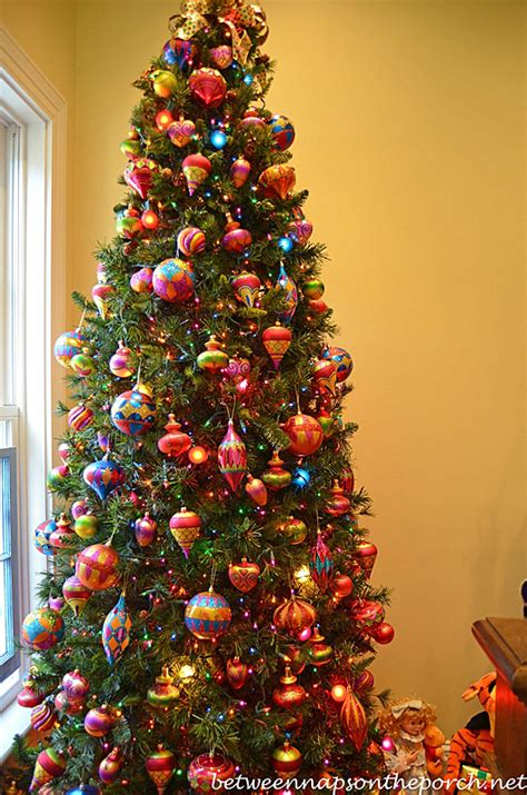 themed christmas tree designs