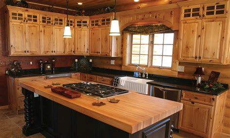 knotty pine cabinets kitchen knotty pine kitchen cabinets a premium traditional 6674