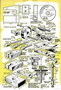 Make Your Own Gemstone Faceting Machine   Lapidary Machine