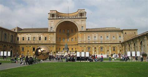 cortile belvedere cortile belvedere citt 224 vaticano