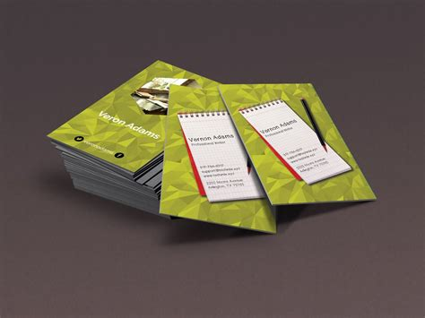 professional writer business card  images business