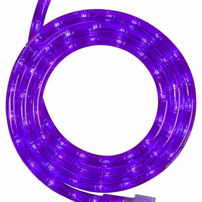 Led Purple Rope Volt Lighting Wire Ft