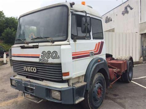 tracteur routier iveco unic    doccasion