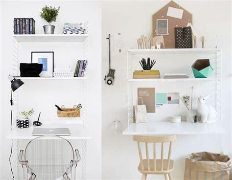 20 inspirations pour un petit bureau joli place