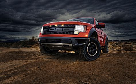 ford  svt raptor  wallpapers hd wallpapers