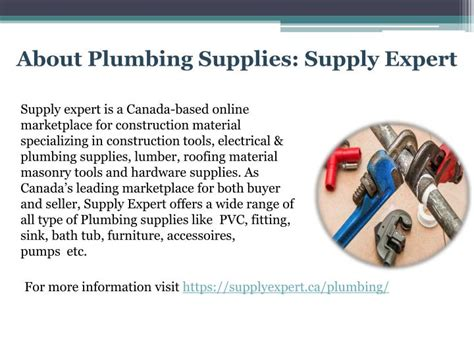 able plumbing supply ppt plumbing supplies powerpoint
