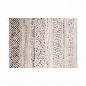 Tapis Beige Salon : tapis beige salon id es de d coration int rieure french decor ~ Teatrodelosmanantiales.com Idées de Décoration