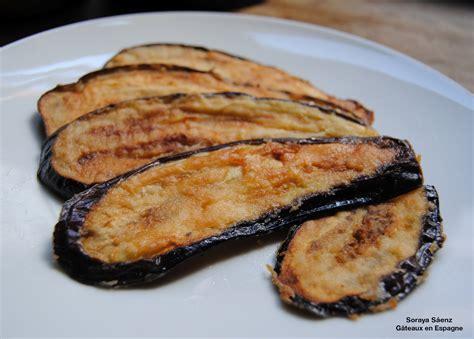 cuisiner l aubergine facile gâteaux en espagne recette pour faire les enfants manger