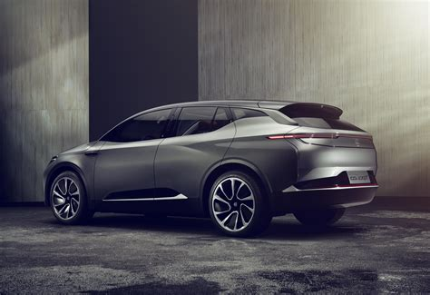 Suv Electric Car by Byton S Electric Suv Concept Is Another Stab At The