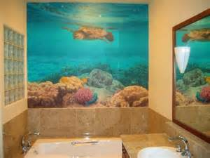bathroom mural ideas might be cool in cground bathroom max s room ideas pinterest