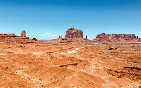 Landscape Desert Rock Wallpapers Hd Desktop And Mobile