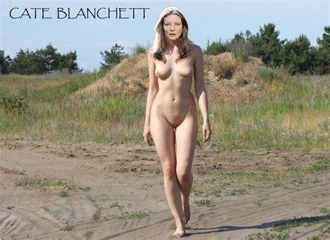 Cate Blanchett Naked Fake