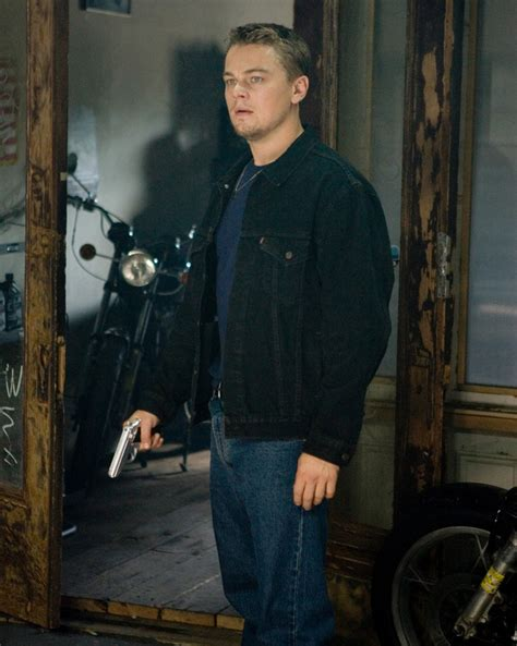 LEONARDO DICAPRIO COLOR THE DEPARTED PHOTO OR POSTER