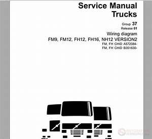 Volvo Truck Fm Fh Vers2 A572084 U2013591627  B351630 U2013381168