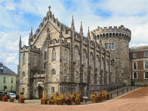 dublin castle     famous medieval
