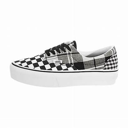 Vans Platform Checkerboard Era Plaid Sneakerhead 2356