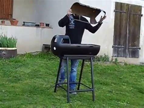 barbecue combi vw fait maison